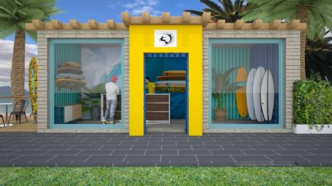 Surf Shop - by Nicky West