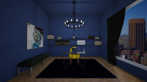 Scenic studies - Office  - by Stag_Estate