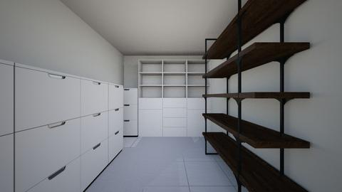 NEW COOP OFFICE - Minimal - Office  - by OCEANNE