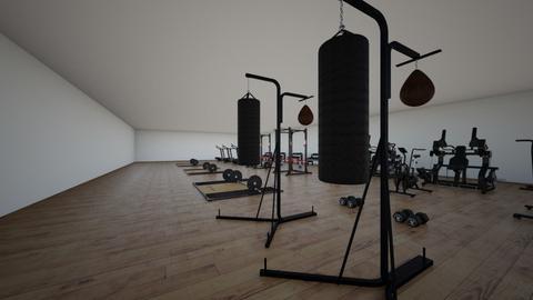 Gym - Modern - by RichIse
