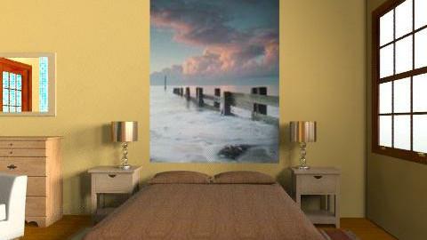 honey drips - Rustic - Bedroom  - by LelaMarie Bullock