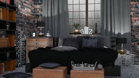 Weathered - Bedroom  - by Liu Kovac