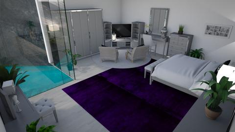 Contest_Anya F - Modern - Bedroom  - by Khayla Simpson