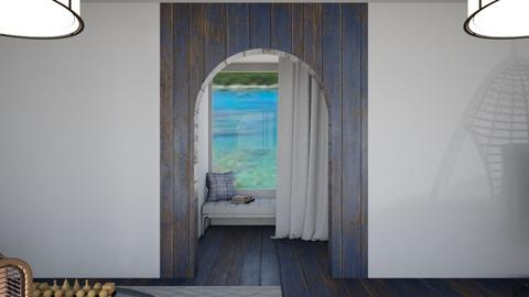 Sun Lounge - Living room  - by KylaTH