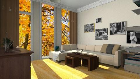 funky - Living room - by eke Rebecca