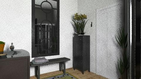 wash room - Eclectic - Bathroom  - by nonacr267