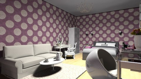 my room - Modern - Bedroom - by bora jegeni