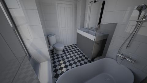 bathroom 2 - Bathroom  - by Grukon