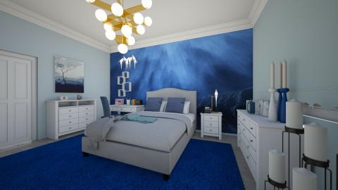 922017a - Classic - Bedroom  - by matina1976