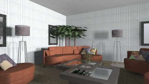 Room 1 - Minimal - Living room  - by Suzie Su