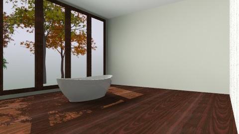 bathroom attemp one  - Rustic - Bathroom  - by amymariefrancis