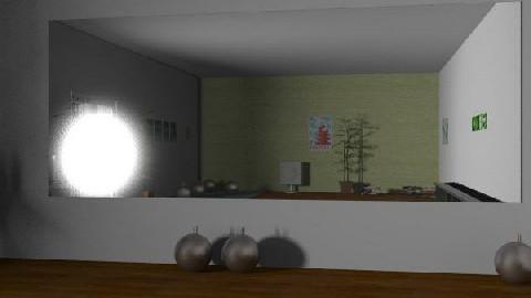 GymRIKTIGA2 - Classic - Kitchen  - by centrapp