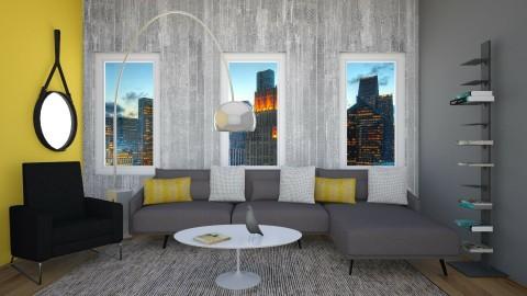 Sofa Sale 11 - Living room  - by esherwood