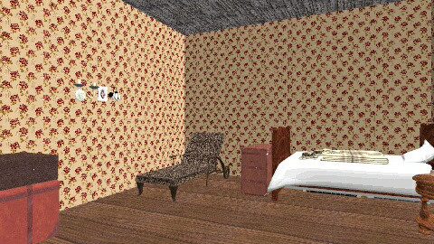 Victorian Bed Chamber - Vintage - Bedroom - by PeculiarChild