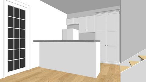 Basement - Modern - Bedroom  - by torigg19