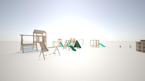 plaground - Kids room - by dametzh