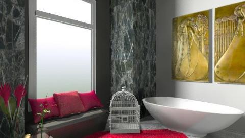 romance bathe - Classic - Bathroom  - by ellie1109