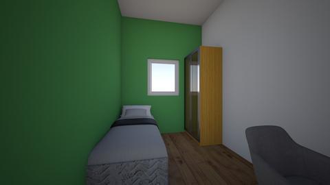 modelo cuarto - Modern - Bedroom  - by GabiCuarto