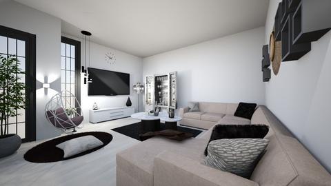 Living Room  - Living room - by hayasara99