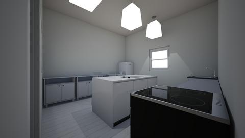 WHITE IS SO IN - Modern - Kitchen  - by lovecarley