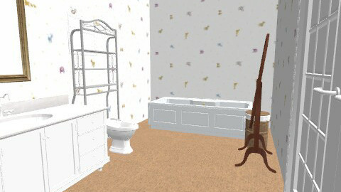 Bathroom 1 - Minimal - Bathroom  - by Evawright