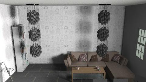 Family Living - Modern - Living room - by popso3144