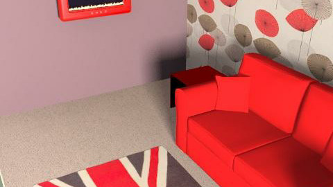 RED ROOM - Glamour - by kourt