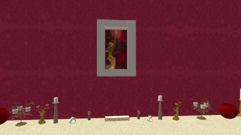 VIPANASS - Glamour - Living room  - by hebax