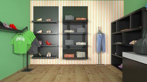 my wardrobe - by vatom00