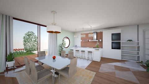 Funchal - Living room  - by Soraiaf