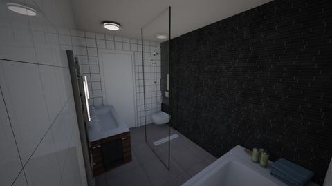 Badkamer Karlijn - Bathroom  - by karlijn_mathijs