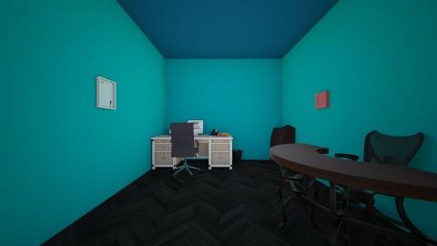 My office - Office - by alyssam0130