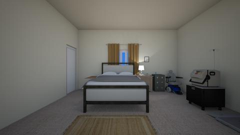 Elder Care - Bedroom  - by mspence03