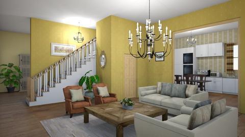 light - Living room  - by steker2344