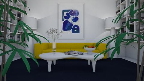 Cherished Gold - Eclectic - Living room  - by Theadora