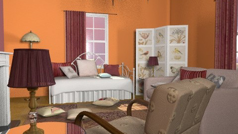 daybed - Eclectic - Bedroom - by chania
