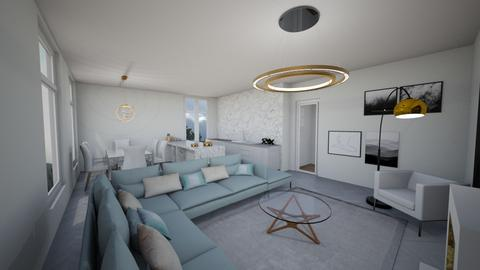 Template 2019 living room - Living room - by Iren89