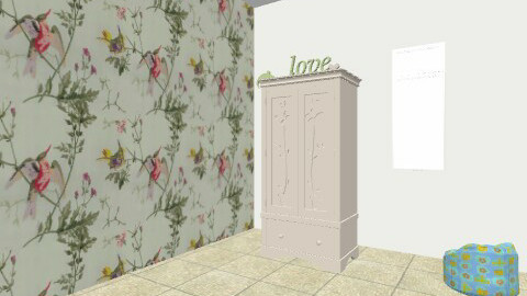ofri - Classic - Kids room  - by ofri2701
