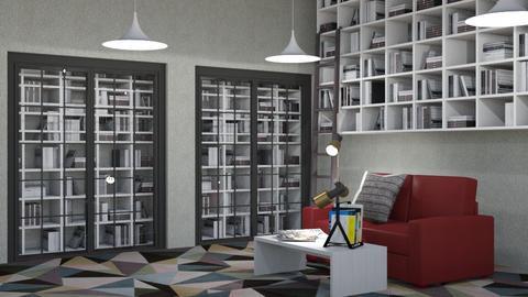 library - by DarioGP