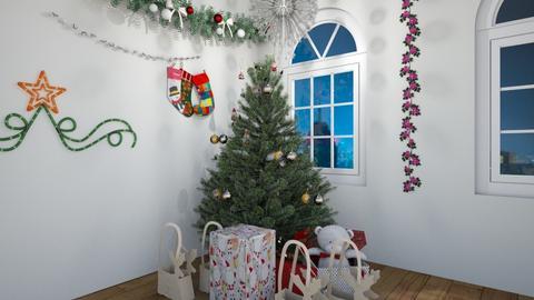 Season Of Sparkle - Classic - Living room  - by sonakshirawat175