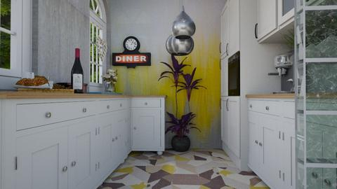 Parter Kitchen - Eclectic - Kitchen  - by Nicoleta B