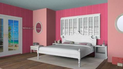 Honeymoon Suite - Vintage - Bedroom  - by DesignerLady