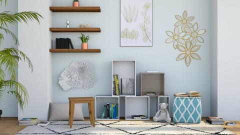 Storage - Modern - Living room  - by stephendesign