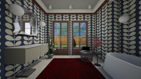 Glammy Bath - Modern - Bathroom  - by 3rdfloor