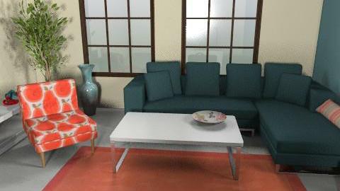 MU11 - Living room - by ani_kapanova