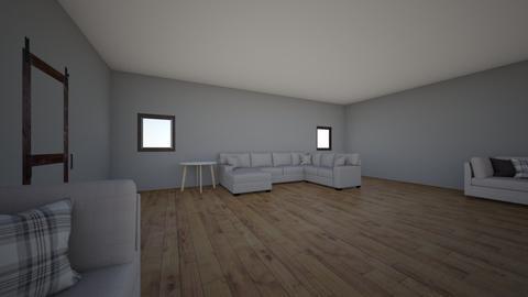 living room - by gracee jane