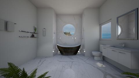 Malibu Master Bath - Modern - Bathroom - by sbivchatt