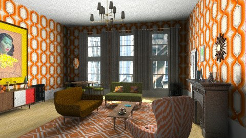 Hotel chelsea Retro 422 - Retro - by kitty