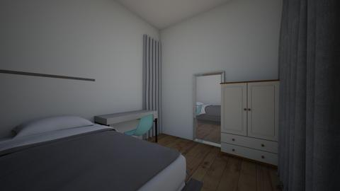 simple bedrooms - Bedroom  - by azzaingas