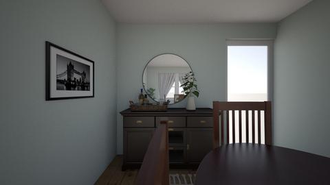 Steph G 1 - Dining room - by stefaniepharmd